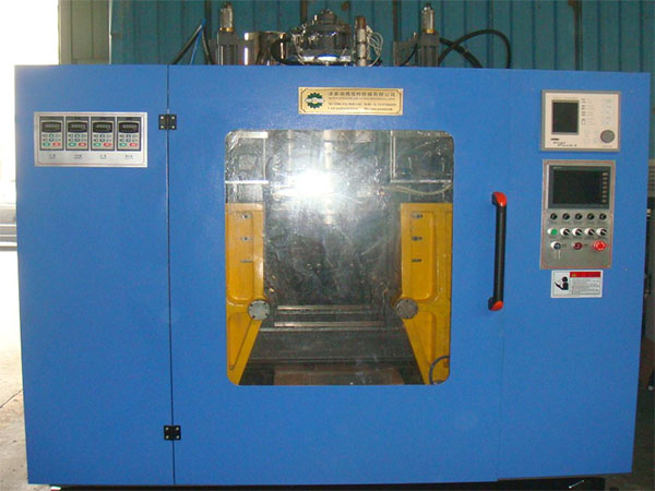 3 LAYER COEXTRUSION BLOW MOLDING MACHINE GRT70-5LII/1-3P