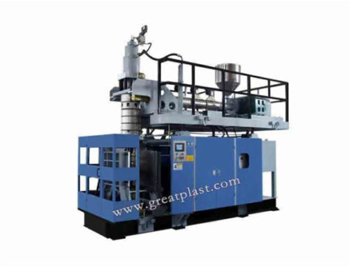 Blow molding machine 10L