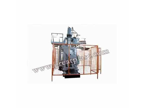 Blow molding machine 120L