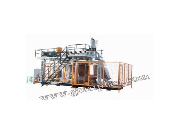 Blow molding machine 160L