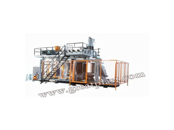 Blow molding machine 160L