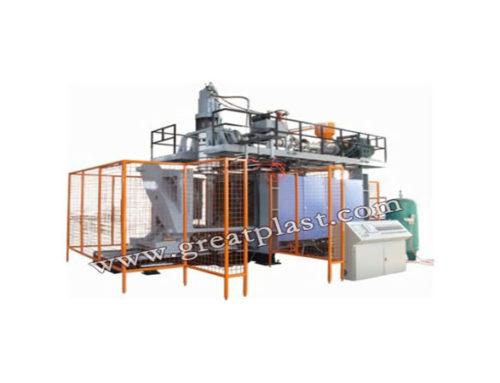 Blow molding machine 220L