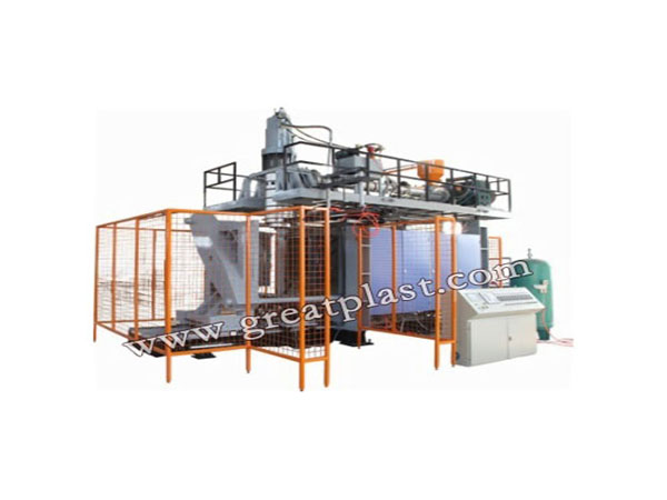 Blow molding machine 220L