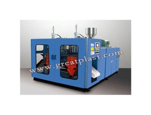 Double station blow molding machine 10ML-2L