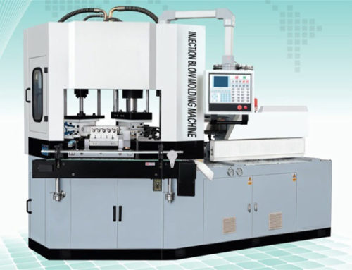 Injection Blow Molding Machine GT45