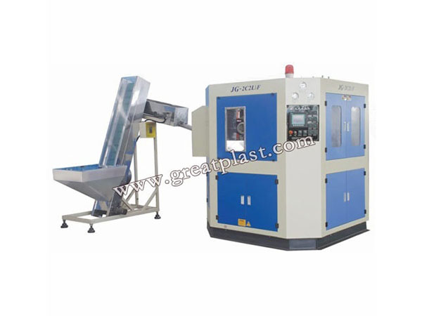 PET Automatic blow molding machine 2L
