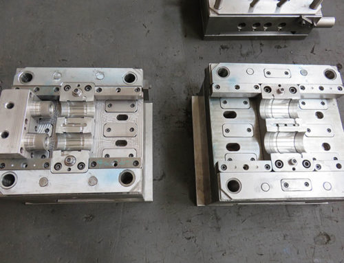 PVC direct connection mold