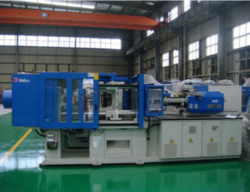 Precise and energy injection molding machine D160S