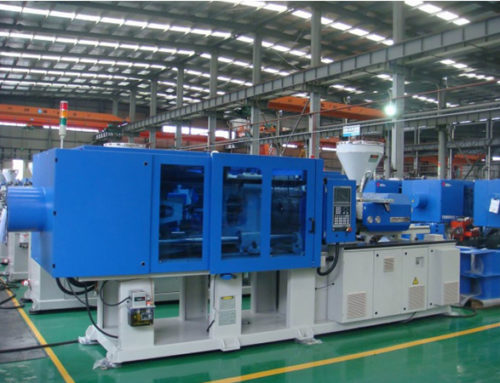 Precise and energy saving injection machine D80S