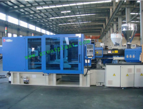 Precise and energy saving injection molding machine 400Ton D400S
