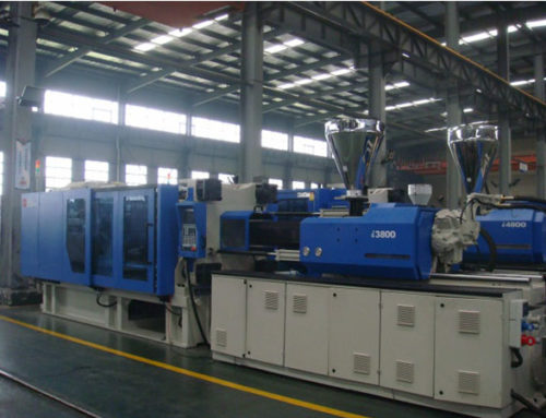 Precise and energy saving injection molding machine 500Ton D500S