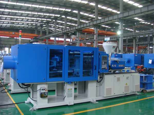 Precise and energy saving injection moulding machine D130S