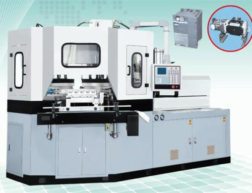 SERVO Injection Blow Moulding Machine