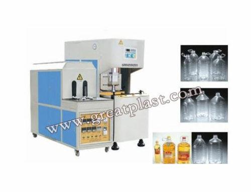 Semi Automatic Blow Molding Machine 8L