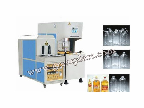 Semi Automatic Blow Molding Machine 8L