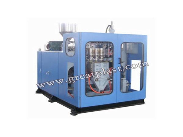 Single station blow molding machine 10ML-2L